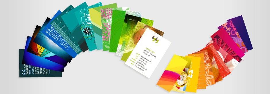 Какие визитки Вы используете ?
